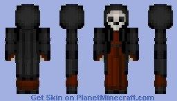 Skin Minecraft de la Faucheuse