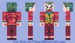 Skin Minecraft du Joker