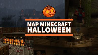 top 8 des maps minecraft pour halloween