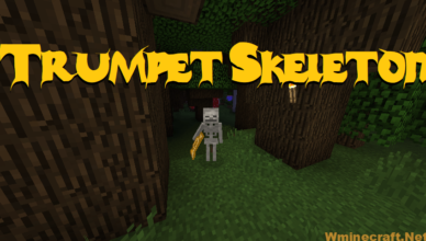 trumpet skeleton mod 1 17 1 1 16 2 scare the dead and living