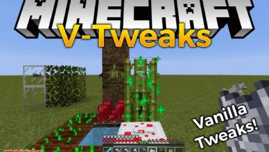 v tweaks mod 1 17 1 1 16 5 new mechanics without new items